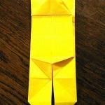 小学生の折り紙大進化!オリロボ作って子供に自慢のはずが・・・作れません・・・