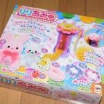 リリあみゅで作るひよこちゃん。長女の誕生日プレゼントは編み物マシーン