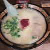 レイクタウンにある博多天然とんこつラーメン一蘭。美味しいがちと少ない