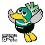 『ガーヤちゃん』VS『コシタツ』越谷市特別市民ガーヤちゃんを喰らう