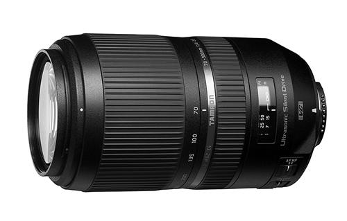タムロン 望遠ズームレンズ SP 70-300mm F4-5.6 Di VC USD TS フルサイズ対応 A030N