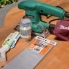 【断捨離】マキタのサンダーでテーブル再生・再利用作戦です。エコは家計を救う
