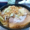 らーめん川崎屋の自家製麺が旨かった。濃い味の方が麺とあってるかもしれません
