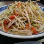 東京タンメン トナリで食べる。ナトリでもニトリでもないよ、トナリだよ。