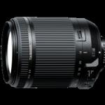 『タムロン 18-200mm F/3.5-6.3 DiⅡVC (Model B018)』が発売。いろいろ捗りそうな30000円です