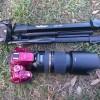 「Velbon 三脚 EX-444」は、カメラ初心者にオススメする三脚です