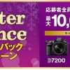 【終了】カメラ初心者注目!2015ニコン冬のキャッシュバックキャンペーン開催のお知らせ