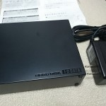 I-O DATA HDC-LA3.0を買いました。USB3.0で3TB。デジカメやるなら必携ですよ