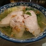 越谷レイクタウンの台湾料理「花粥」で、絶品鳥チャーシューと透き通るうまさの「翡翠麺」を味わう