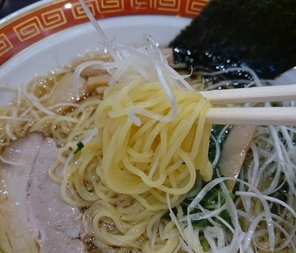 タイガー本舗 ラーメン 麺