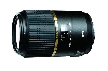 タムロン SP 90mm F/2.8 Di MACRO 1:1 VC USD (Model F004) [ニコン用]