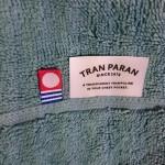 今治タオルのタオルケット「TRAN PARAN」で、安らかな眠りを満喫です