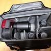 HAKUBA カメラバッグ ルフトデザイン リッジ ショルダーバッグ Lを購入。予想以上に大きくて、嬉しい誤算です