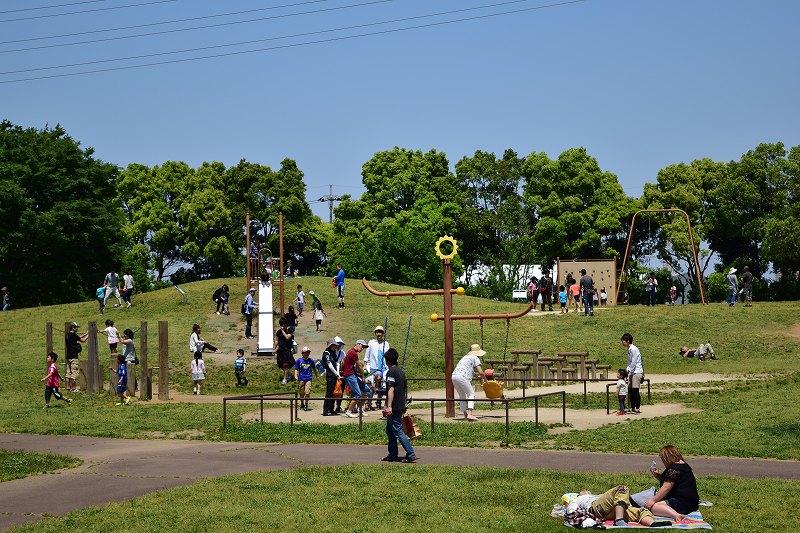県民健康福祉村 冒険広場