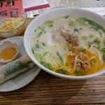 ニャー・ヴェトナムで豆乳スープのフォーを食す。イオンレイクタウンkazeのベトナム料理店