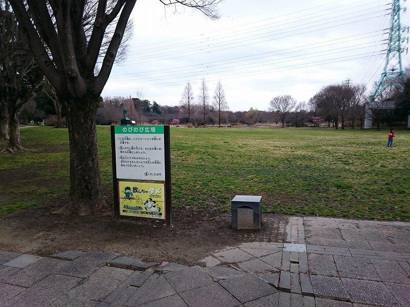 見沼自然公園 のびのび広場