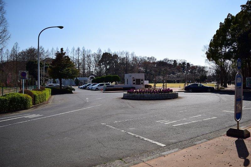 サギヤマ記念公園 駐車場