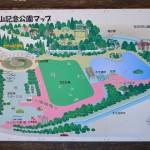 さぎ山記念公園は見沼自然公園に隣接する、子供が遊べて釣りができる公園です