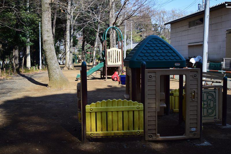 サギヤマ記念公園 子供遊具