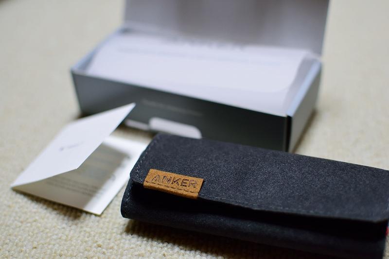Micro USBケーブル ANKER ケブラー