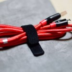 「Anker PowerLine+ Micro USBケーブル」で命を守れ。防弾仕様の高耐久USBケーブルです