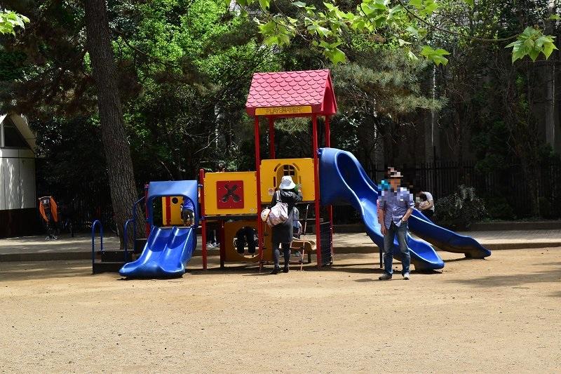 大宮公園 児童スポーツランド