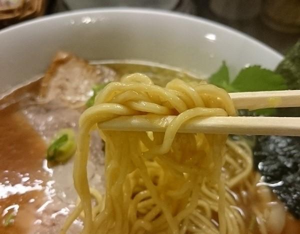 醤油 中華そば こむぎ 自家製麺