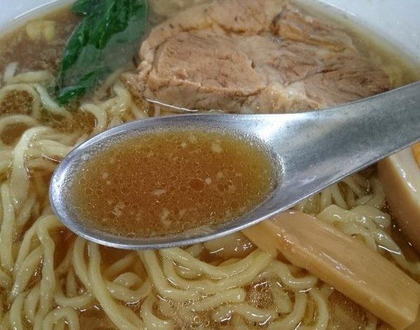 天狗 北越ラーメン スープ