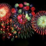 【夏本番】打ち上げ花火を一眼レフカメラで撮影する。予想以上の結果に唖然