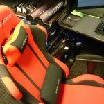 【ゲーミングチェア】DXRACER『FOMURA』と『RACING』の座り心地の違いについて