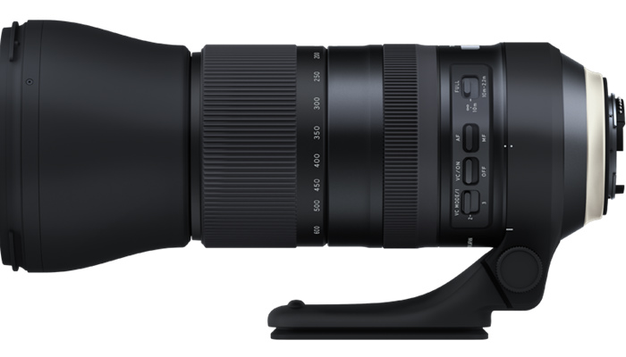タムロン SP 150-600mm F/5-6.3 Di VC USD G2