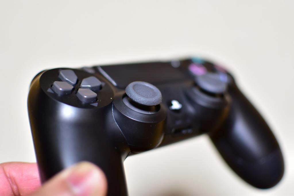 PS4コン スティック周り
