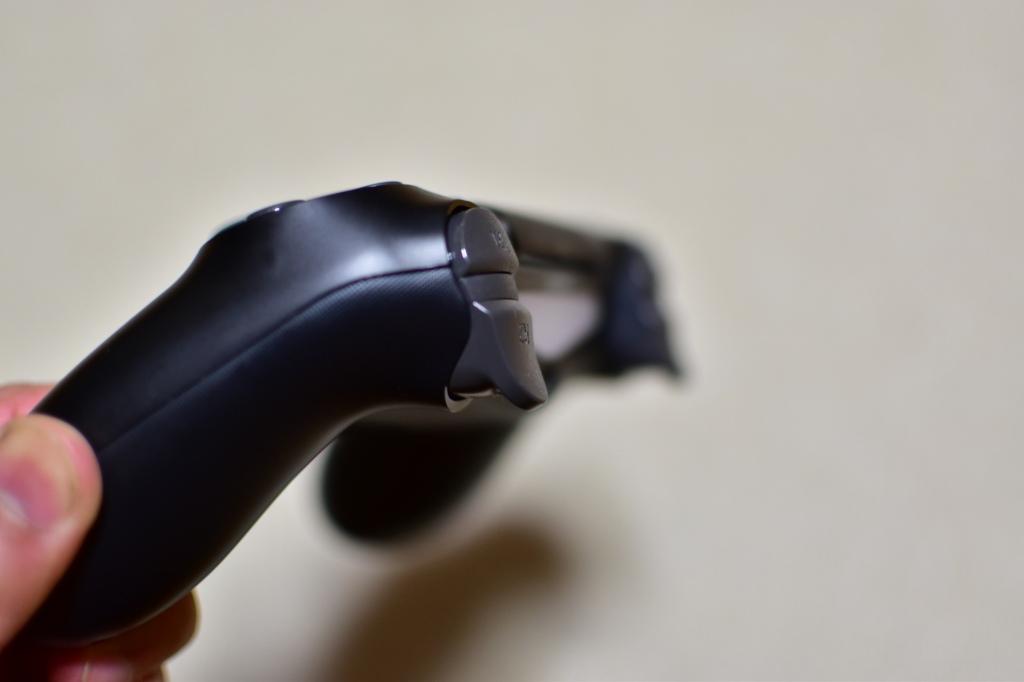 PS4コン背面ボタン