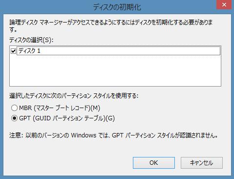 SSDの初期化方法