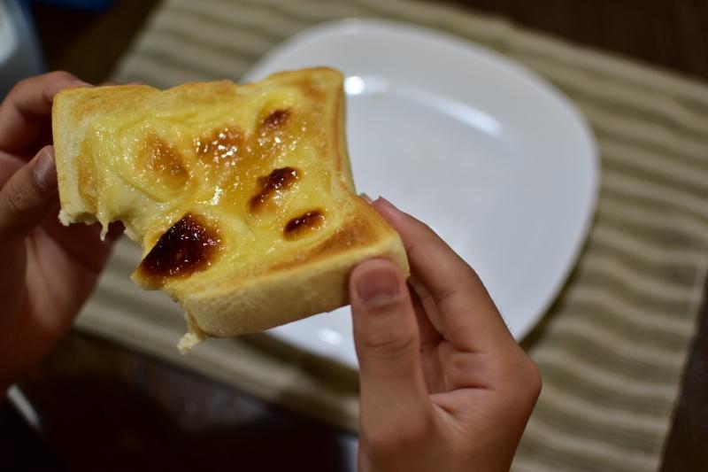 悪魔トースト レシピ
