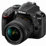 『Nikon D3400』をデジカメ初心者にオススメする3つのポイントと残念ポイント