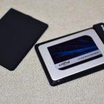 Inateck 2.5インチ HDDケースがSSDクローン作製に普通に使える件