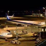 夜の羽田空港で撮影してみる。レンズ選びと3脚は必須かもしれません