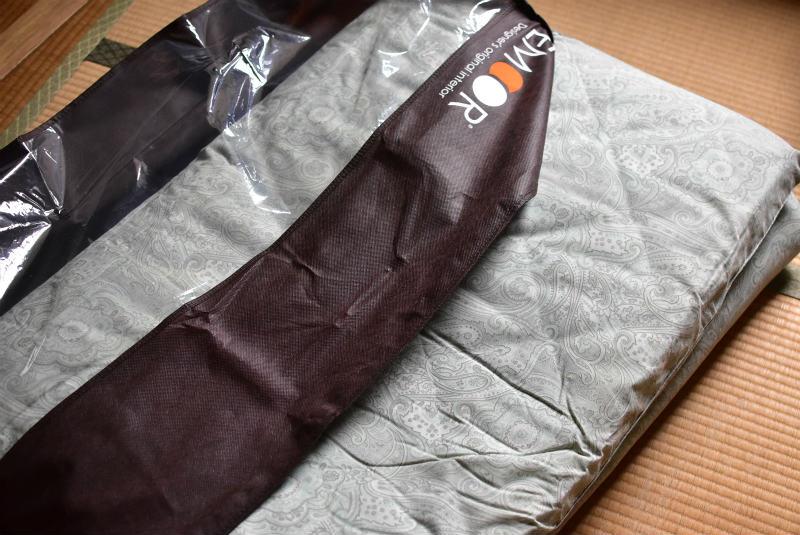 エムール 敷き布団用収納ケース シングル(シングルの敷き布団1枚収納)