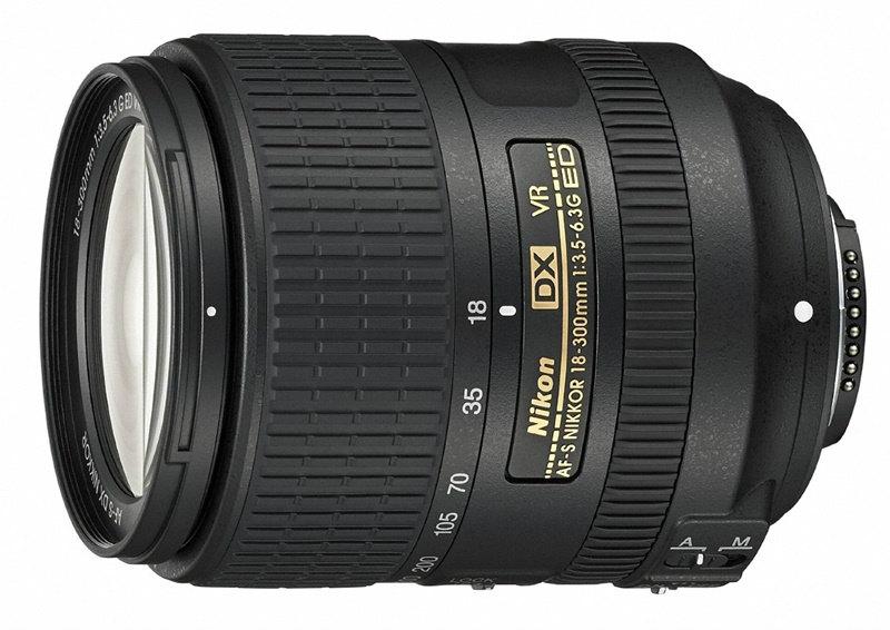 nikon 18-300㎜ AF-S DX NIKKOR 18-300mm f/3.5-6.3G ED VR