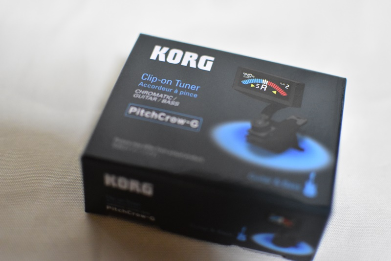 KORG AW-4G PitchCrow-G