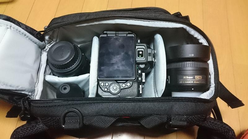 Lowepro インバース 200AW カメラ&レンズ収納