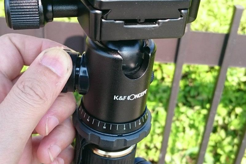 K&F Concept KF-TM2324 雲台