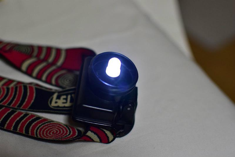 LED電球の明るさ