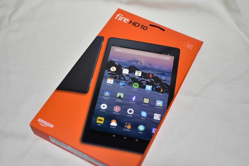 Amazon Fire HD 10 タブレット