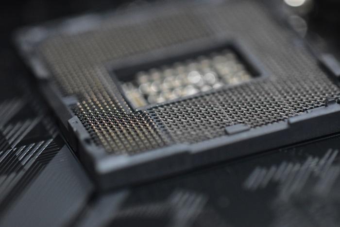 CPUを置く場所